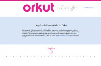 Nossa homenagem ao Orkut, a primeira rede social realmente usada entre os brasileiros