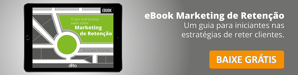 eBook sobre Marketing de retenção para iniciantes