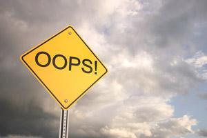 como corrigir erros em email marketing